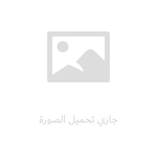 جلابية مغربية بكريستال مشغولة يدوياً